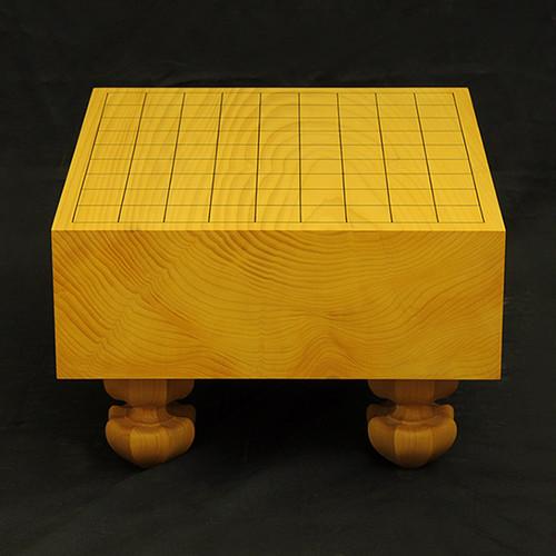 将棋盤 日本榧 木裏盤 3.9寸
