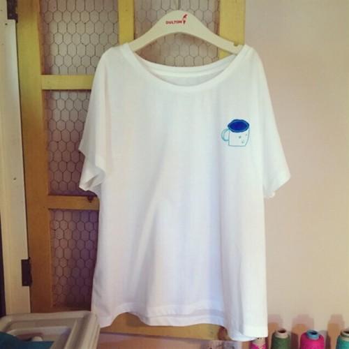 コップくんドルマンTシャツ