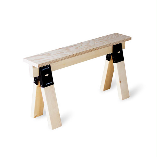 SAWHORSE BENCH [組立式] <<HAS A SCALE オリジナル>>