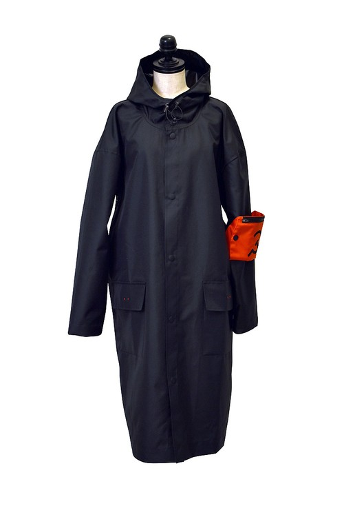 SOVETSKY1917 / 1917 Raincoat / BLACK
