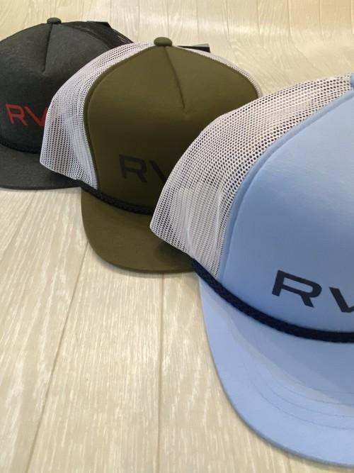 RVCA メンズ RVCA FOAMY TRUCKER キャップ