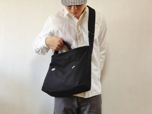【受注製作】MARUMADO BAG | BLACK