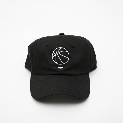 BALL CAP BLACK