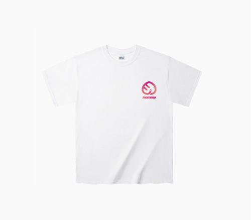 桃野陽介 / モモTシャツ 《ホワイト》