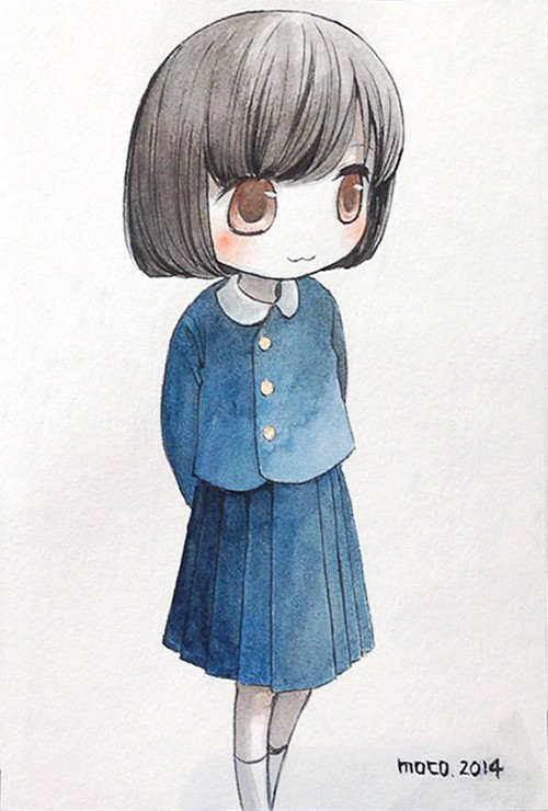 学生服シリーズ B