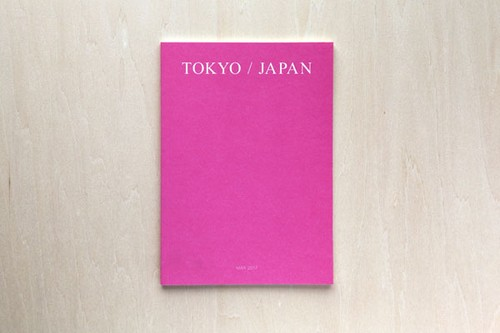 """""""TOKYO/JAPAN"""" MAR 2017"""