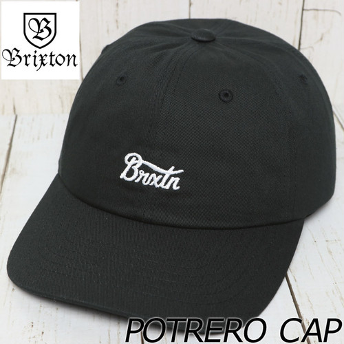 BRIXTON ブリクストン POTRERO STRAPBACK CAP ストラップバックキャップ 00752