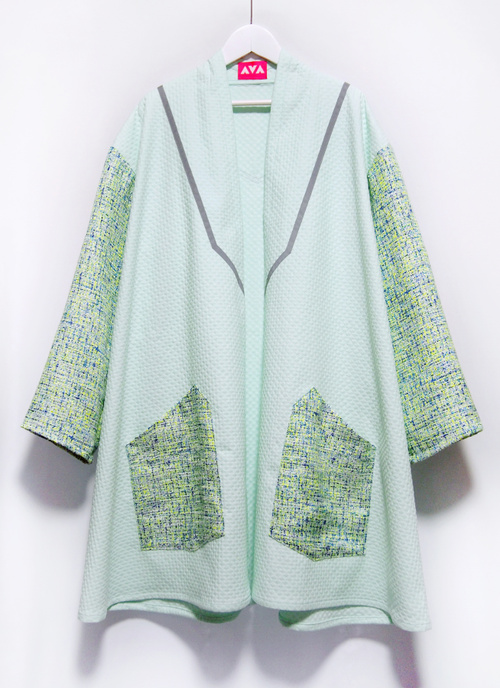 future green robe