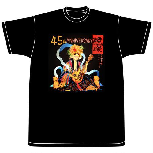 フルカラーTシャツ【磔磔45周年バックボード】