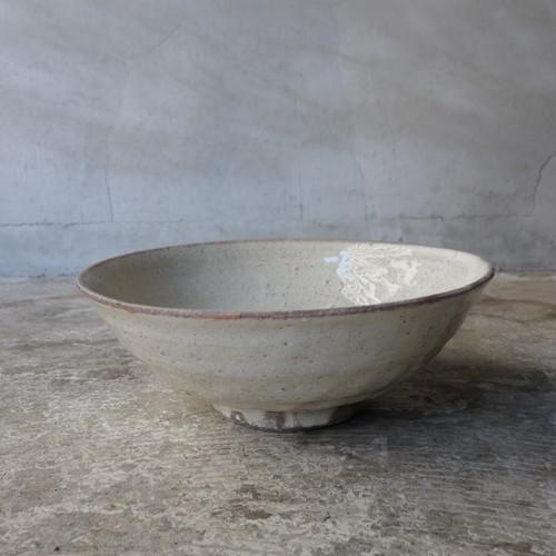 粉引 鉢 村木雄児 bowl Yuji Muraki