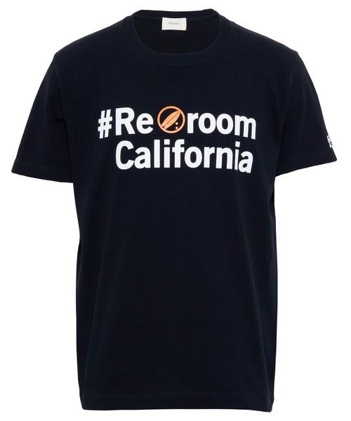 #RE:ROOM CALIFORNIA T-shirt[REC372]