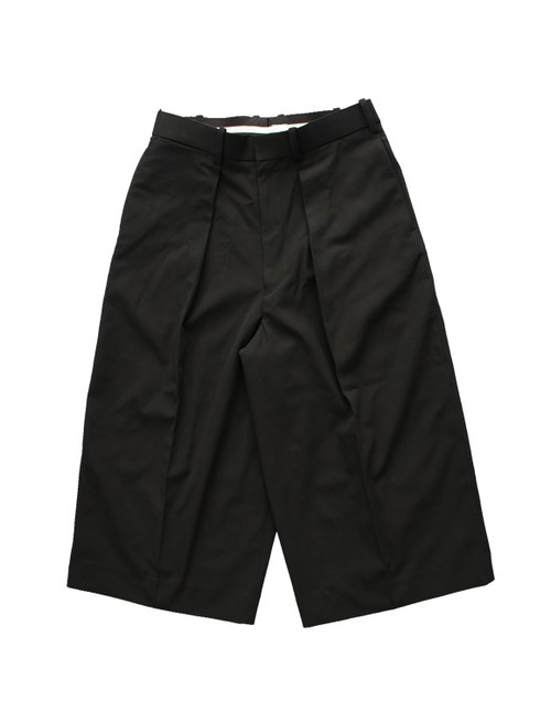 CROPPED WIDE TROUSERS(MARKAWARE)