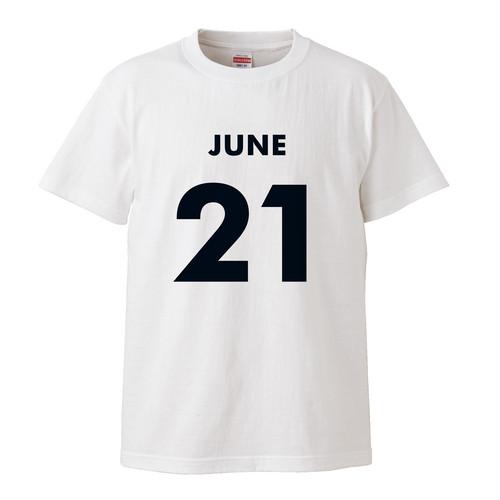 6月21日