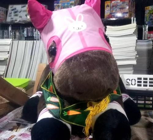 ハルウララさんぬいぐるみ(大)