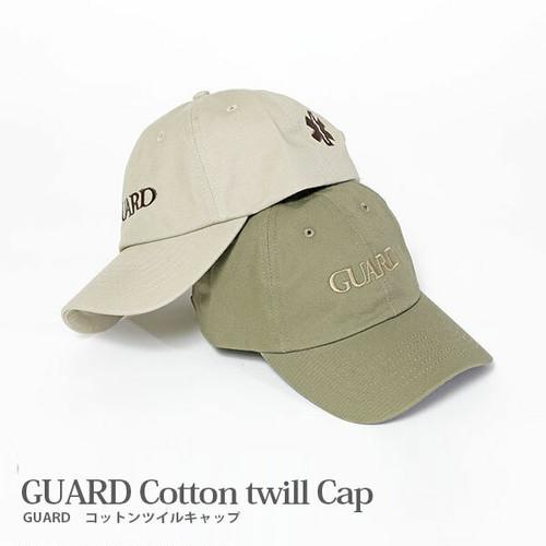 GUARD (ガード) コットンツイルキャップ [19TWLCAP] アウトドア サバイバル キャンプ ウェア