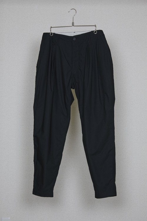 残り1点【HUMIS】CHEMICAL 3-TUCK PANTS