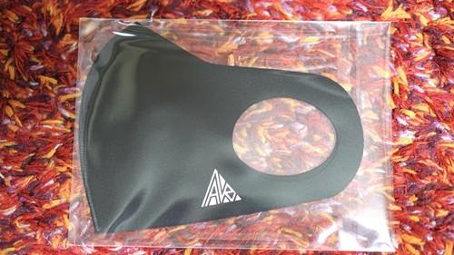 オリジナルロゴマスク(ブラック)