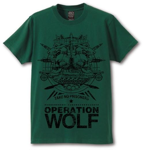 【オペレーションウルフ】Tシャツ