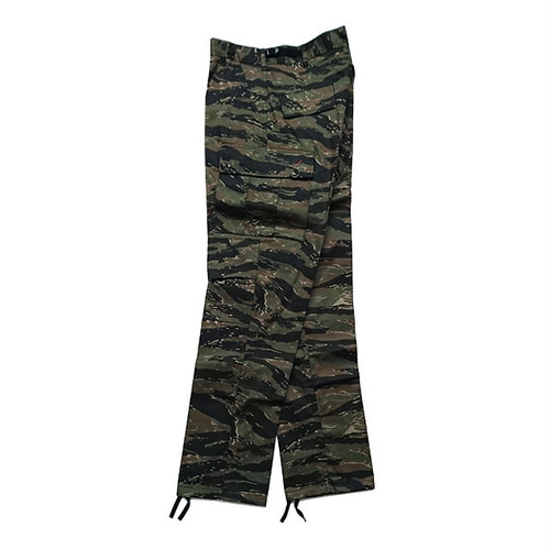 scar /////// BLOOD CARGO PANTS (Tiger Stripe Camo)