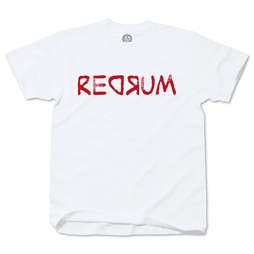 Redrum in overlook white