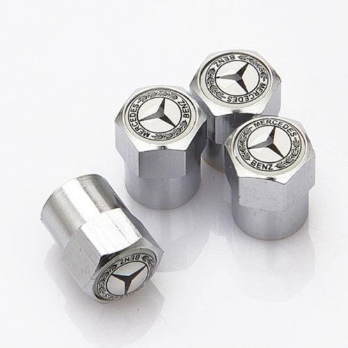Mercedes-Benzロゴ エアバルブキャップ