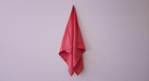 CORAL - BATH TOWEL / Linen Me
