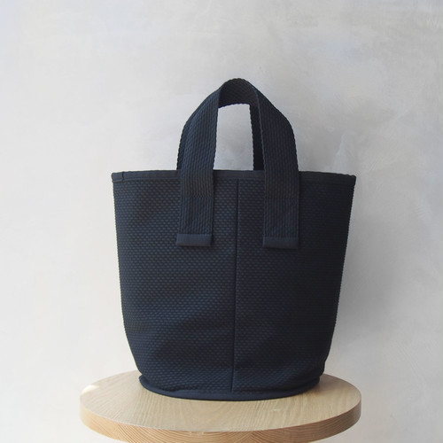 CaBas N°50 Laundry bag small Black/Black