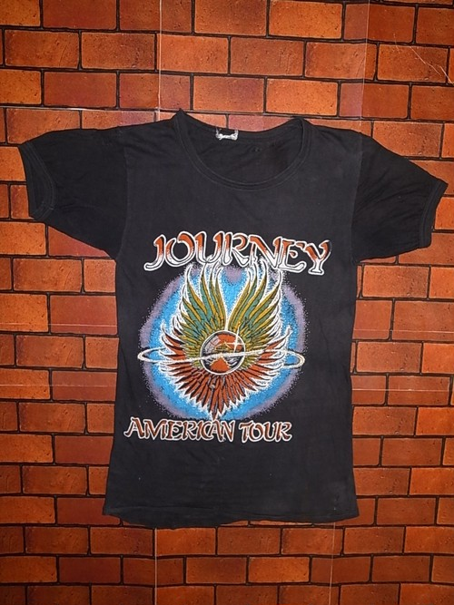 JOURNEY 80'S TOUR T-SHIRTS