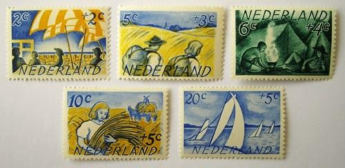 ツーリズム / オランダ 1949