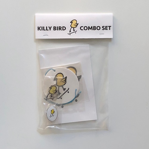 KILLY BIRD COMBO SET