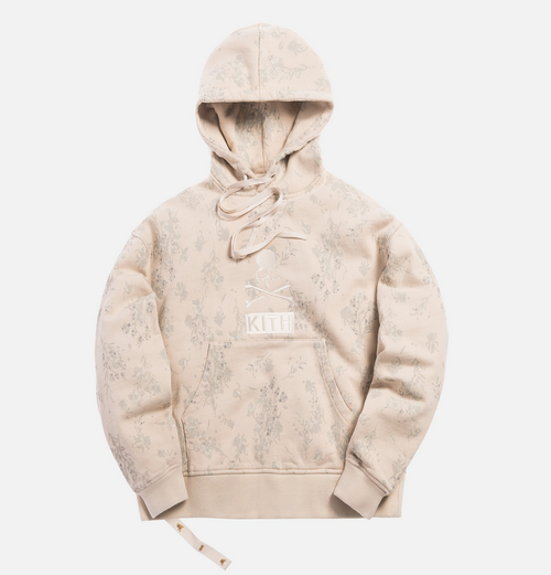 Kith x mastermind WORLD Fleece Pullover Sweat Hoodie