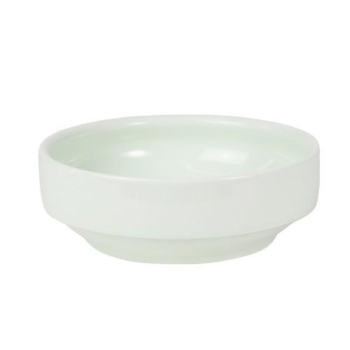 【1713-6220】強化磁器 12.5cm すくいやすい食器 ノア・アクア