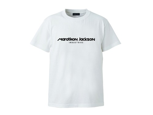 T-SHIRT M317401-WHITE / Tシャツ ホワイト WHITE / MARATHON JACKSON マラソン ジャクソン
