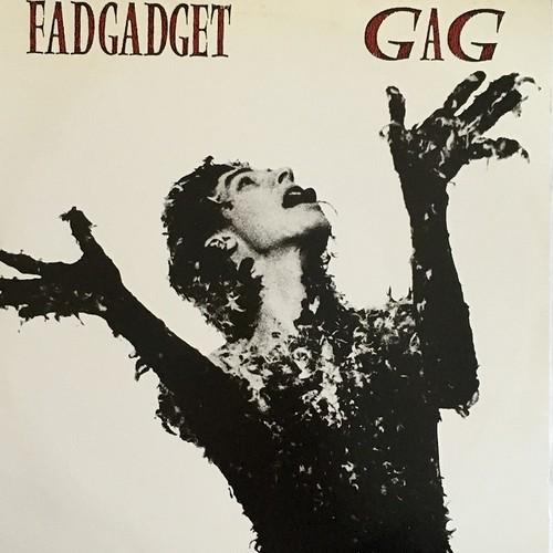 【LP・英盤】Fad Gadget / GAG