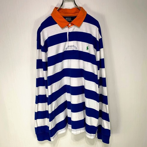 【POLO】Rugby shirt
