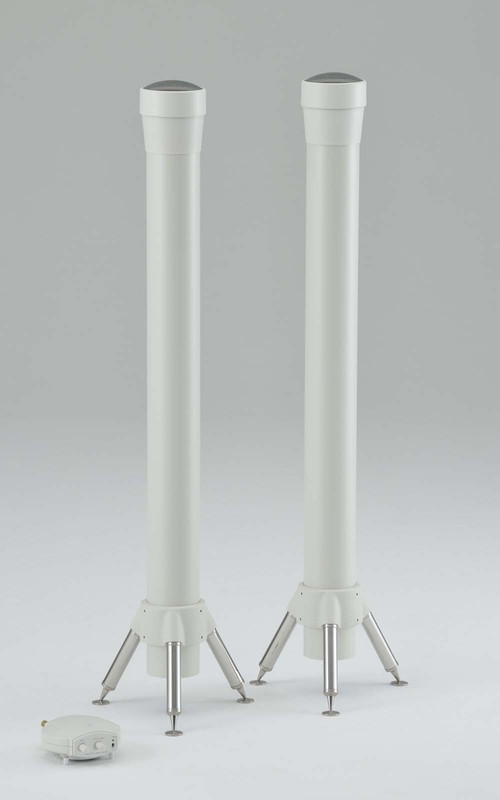 タイムドメインスピーカーシステム Dimension09 SUPER スタンダードホワイト