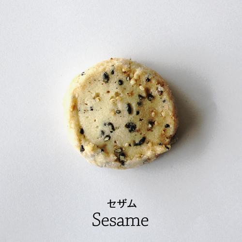 クッキー セザム(sesam)