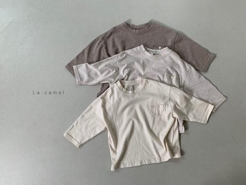 =sold out=Coco T-shirt〈la camel〉