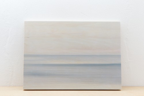 Wood Panel 湘南 #9 _ B4