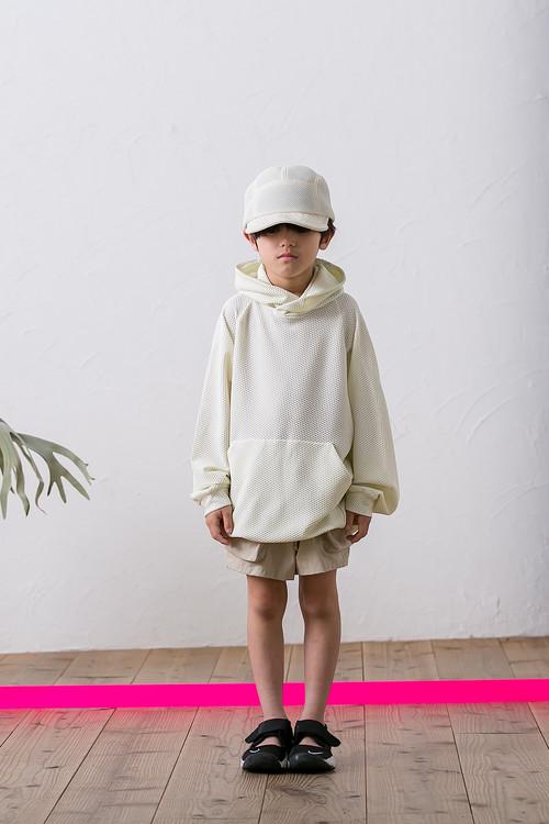 MOUNTEN. dry UV honeycomb hoodie