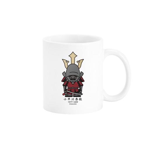 マグカップ(小早川秀秋)