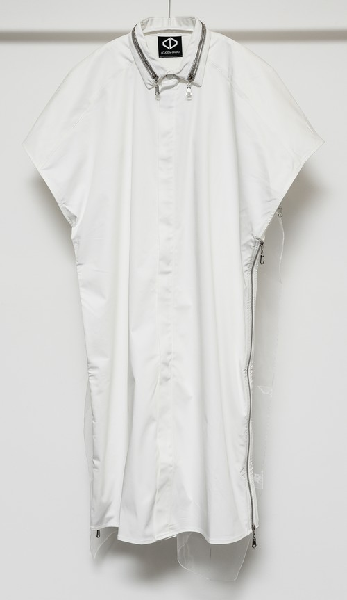 Over Sleeveless (White)