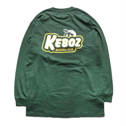 KBC L/S TEE【GREEN】