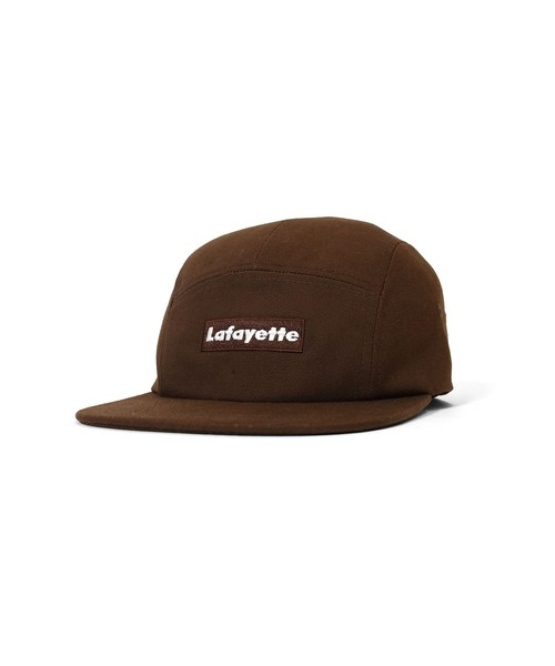 LFYT WORKERS SMALL LOGO DUCK CAMP CAP / BROWN