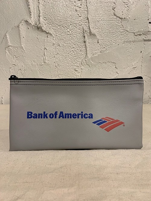 "BANK BAG "" BANK OF AMERICA """
