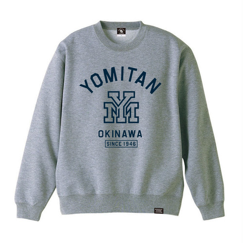 YOMITAN VILLAGE CREW NECK SWEAT