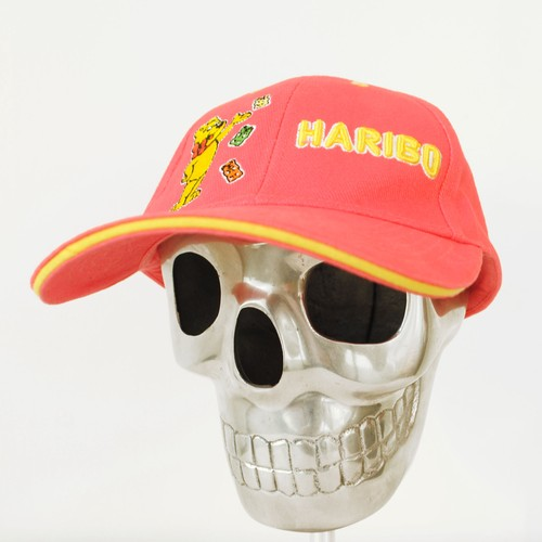 『HARIBO』6 panels cap