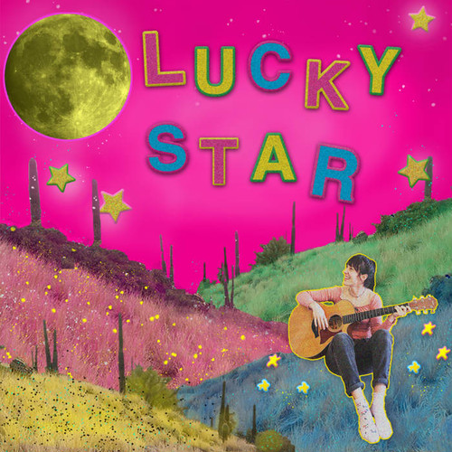 "[7""] Peach Kelli Pop ""Lucky Star"""