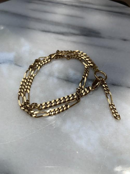 Soierie Stacking 01 bracelet
