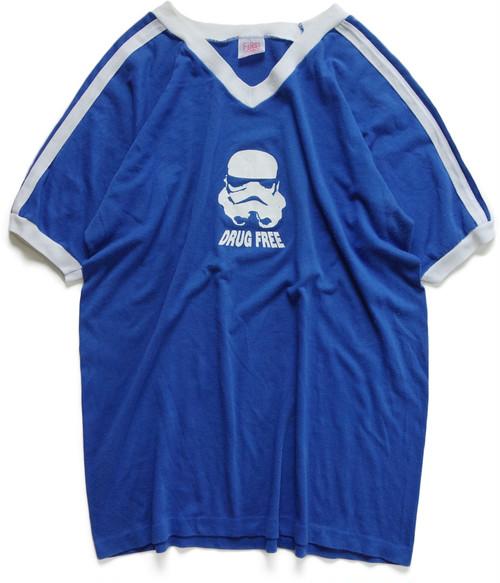 90年代 ストームトルーパー × ストレート・エッジ Tシャツ | スターウォーズ STAR WARS アメリカ ヴィンテージ 古着